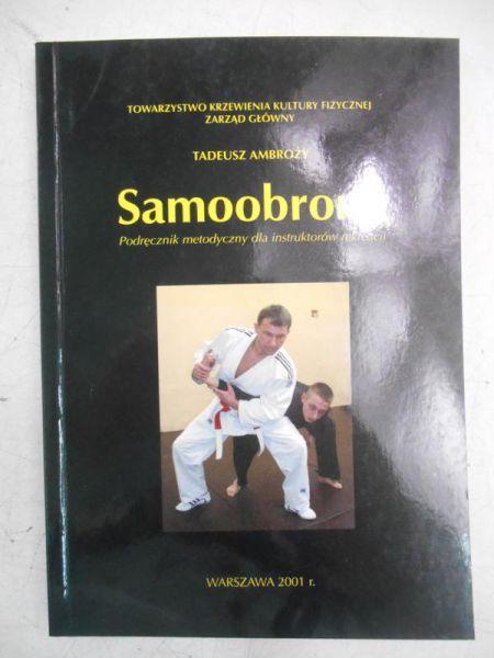 Samoobrona. Podręcznik metodyczny dla instruktorów rekreacji