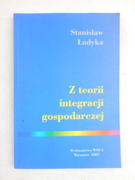 Z teorii integracji gospodarczej