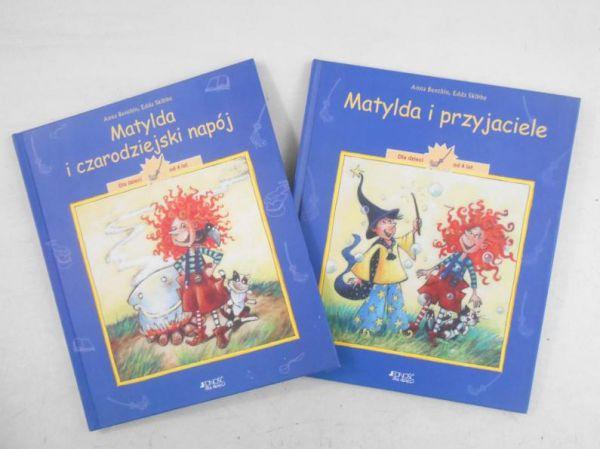 Matylda I Przyjaciele Matylda I Czarodziejski Napój Anna