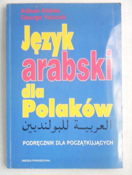 Abbas Adnan - Język arabski dla Polaków