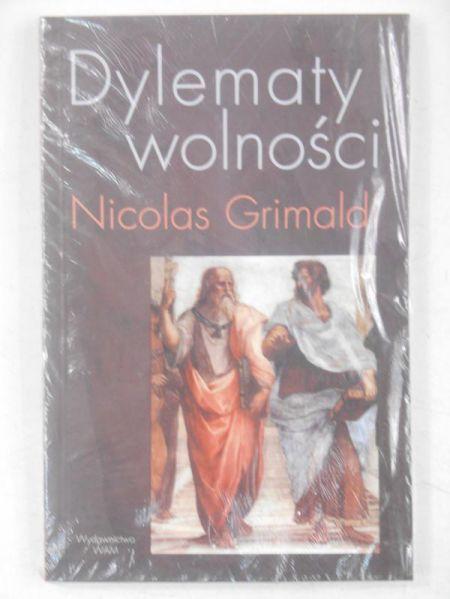 Grimaldi Nicolas - Dylematy wolności, Nowa