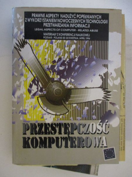 Adamski Andrzej - Przestępczość komputerowa