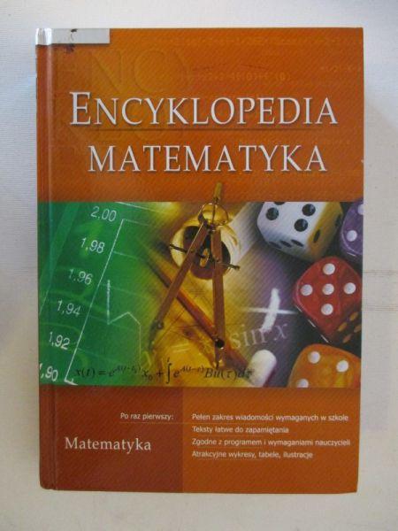 Encyklopedia. Matematyka