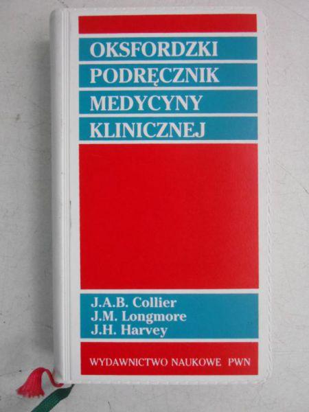 Oksfrordzki podręcznik medycyny klinicznej
