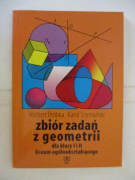 Zbiór zadań z geometrii