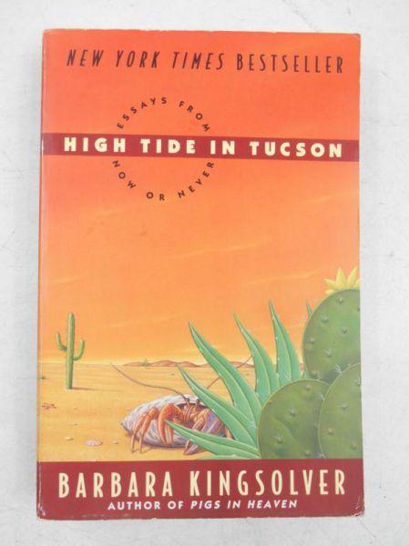 Kingsolver Barbara - High Tide in Tucson