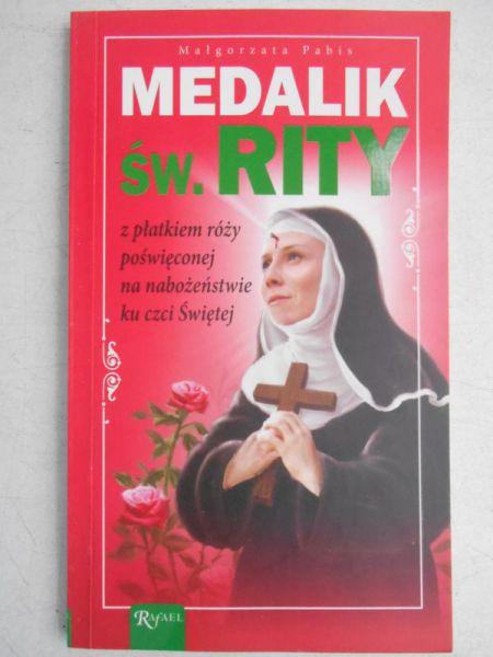 Medalik św. Rity