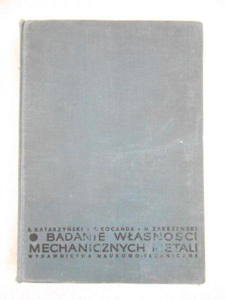 Badanie własności mechanicznych metali