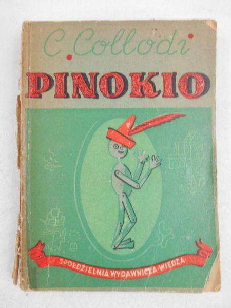 Pinokio, 1948 r.
