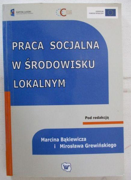Praca socjalna w środowisku lokalnym