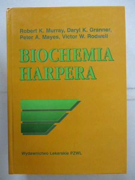 Robert  - Biochemia Harpera