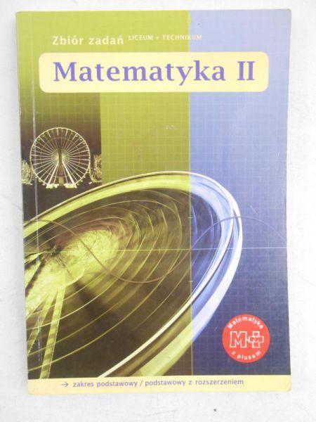 Braun Marcin - Matematyka II