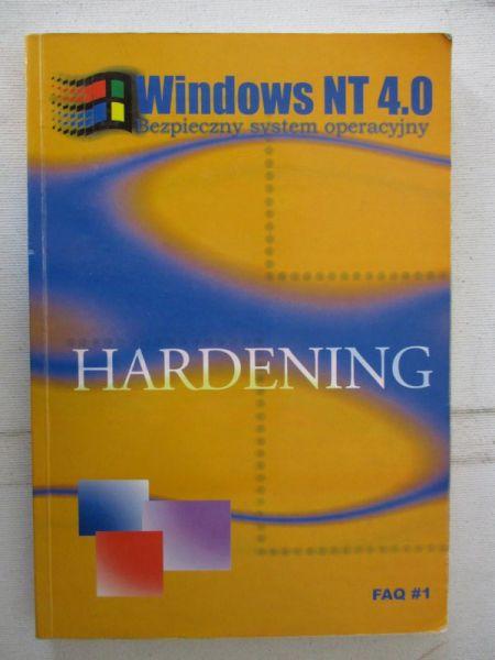 Windows NT 4.0. Bezpieczny system operacyjny. Hardening