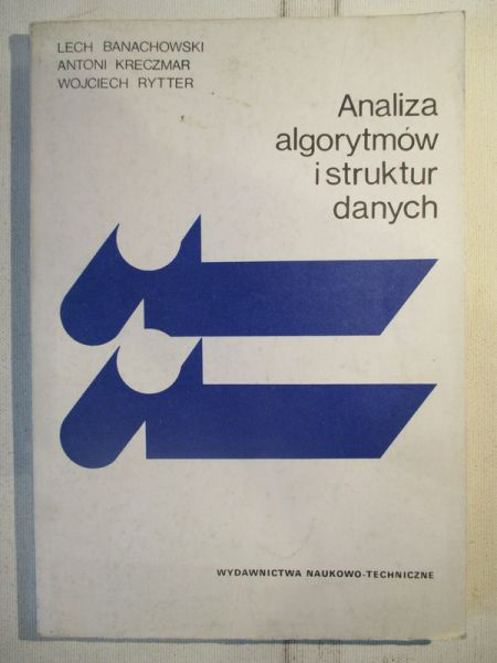 Banachowsk  - Analza algorytmów  struktur danych