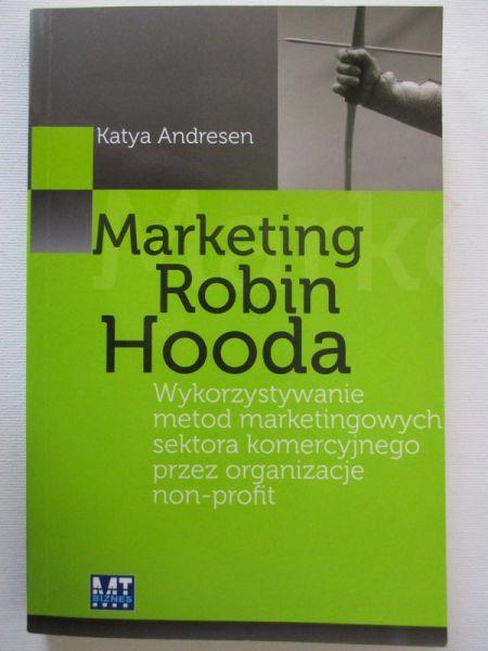 Marketing Robin Hooda