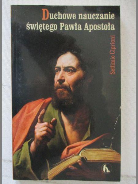 Duchowe nauczanie świętego Pawła Apostoła