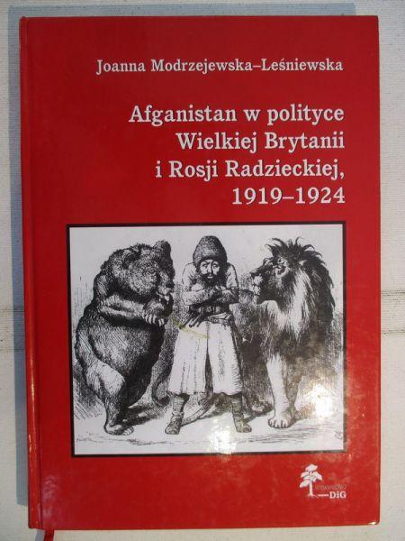 Afganistan w polityce Wielkiej Brytanii i Rosji Radzieckiej, 1919-1924