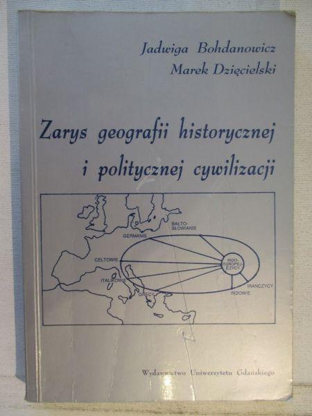 Zarys geografii historycznej i politycznej cywilizacji
