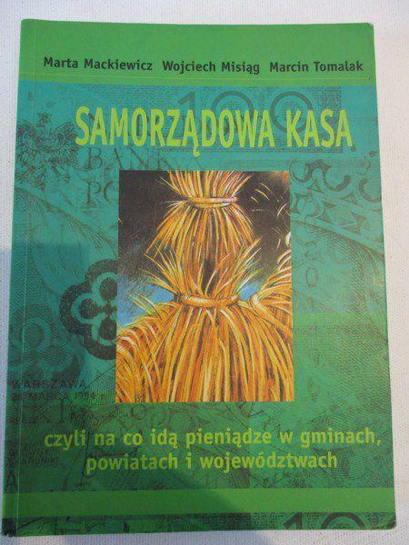 Samorządowa kasa, czyli na co idą pieniądze w gminach, powiatach i województwach