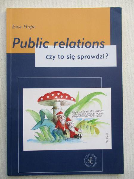 Public relation, czy to się sprawdzi ?