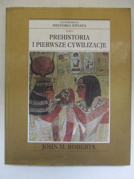 Prehistoria i pierwsze cywilizacje