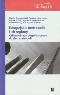 Europejskie metropolie i ich regiony