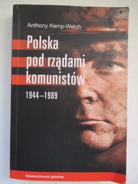 Polska pod rządami komunistów 1944-1989