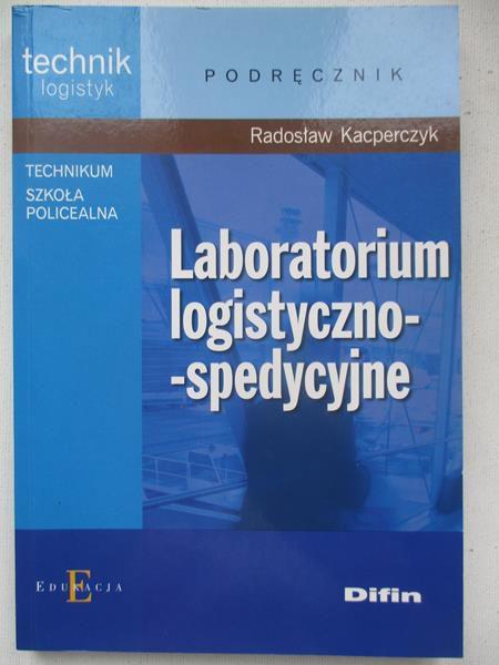 Laboratorium logistyczno-spedycyjne