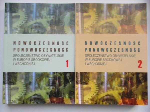 Nowoczesność i ponowoczesność, cz. 1-2