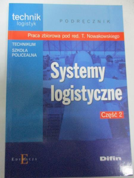 Systemy logistyczne część 2