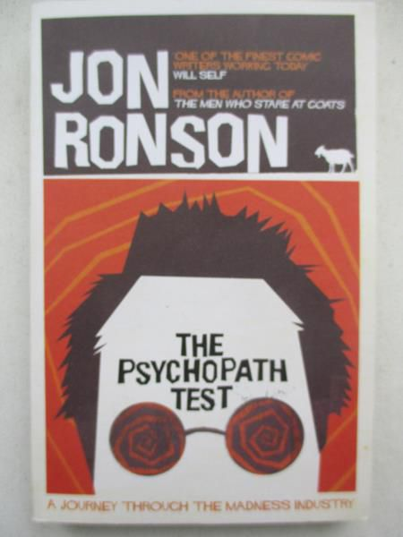 Ronson Jon- The psychopath test