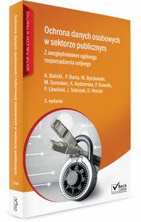 Ochrona danych osobowych w sektorze publicznym.