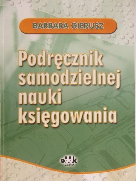 barbara gierusz podręcznik samodzielnej nauki księgowania pdf