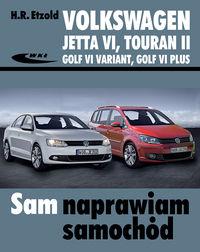 Volkswagen Jetta VI od VII 2010, Touran II od VIII 2010, Golf VI Variant od X 2009, Golf VI Plus