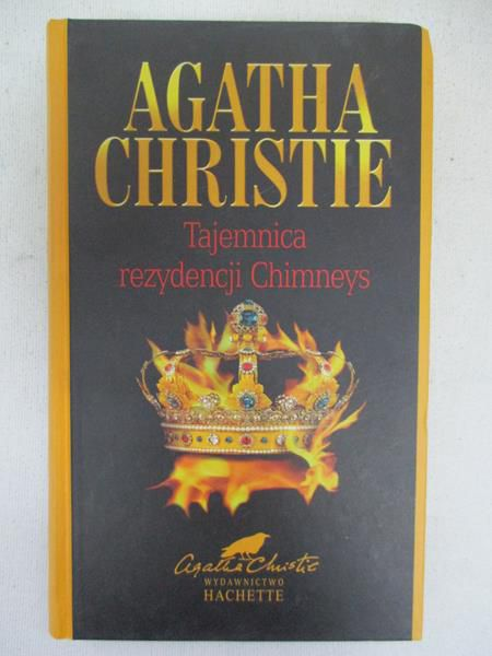 Christie Agata - Tajemnica rezydencji Chimneys
