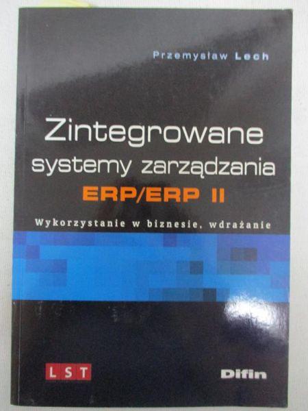 Zintegrowane systemy zarządzania ERP/ERP II