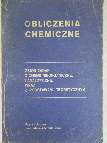 Obliczenia chemiczne