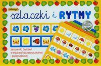 Szlaczki i rytmy zestaw do ćwiczeń w edukacji wczesnoszkolnej i przedszkolnej
