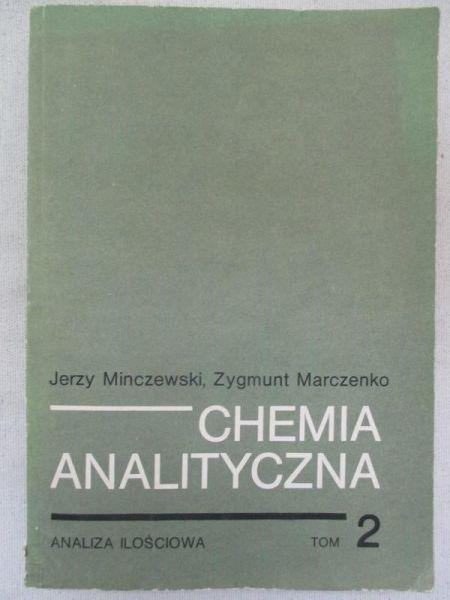 Chemia analityczna. Analiza ilościowa, Tom 2