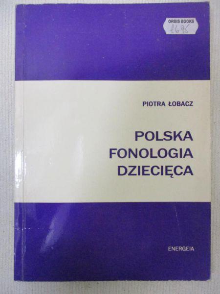Polska fonologia dziecięca