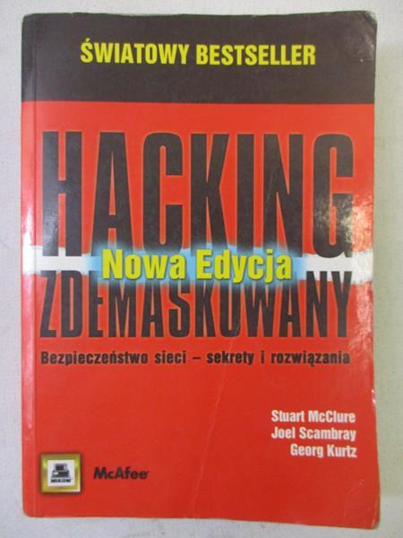 McClure Stuart - Hacking zdemaskowany