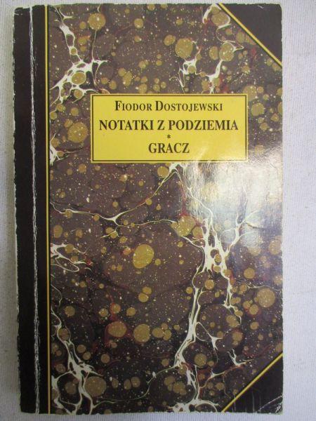FIODOR DOSTOJEWSKI GRACZ PDF DOWNLOAD