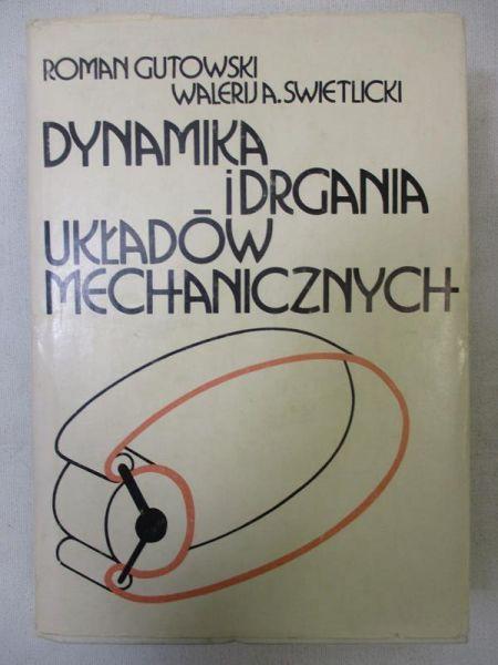 Dynamika i drgania układów mechanicznych