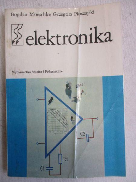 Elektronika : podręcznik dla technikum