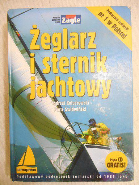 Kolaszewski Andrzej - Żeglarz i sternik jachtowy