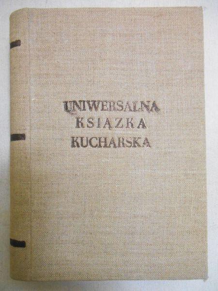 Uniwersalna książka kucharska, [1930] r.