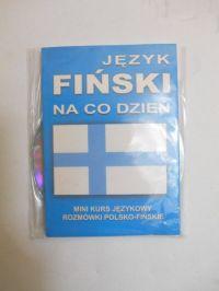 Język fiński na co dzień + CD