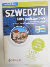 Szwedzki. Kurs podstawowy + CD