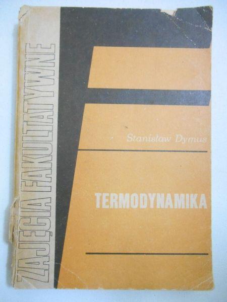 Dymus Stanisław - Termodynamika