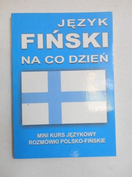Język fiński na co dzień